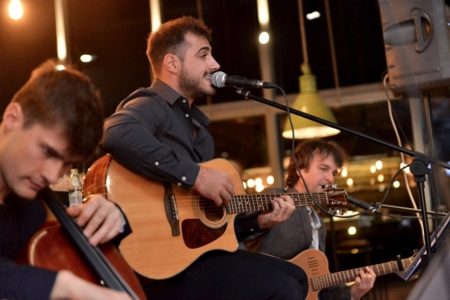 2015 CAFé Budapest koncert