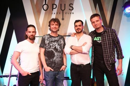2018 Opus Jazz Club koncert